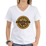 Astrological Sign Women's V-Neck T-Shirt