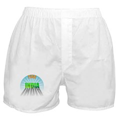 Pune India Boxer Shorts