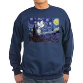 Starry Dove Sweatshirt (dark)
