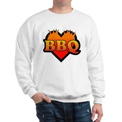 BBQ Love Sweatshirt