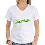 Sweathogs Women's V-Neck T-Shirt