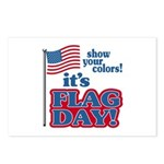 Flag Day Postcards (Package of 8)