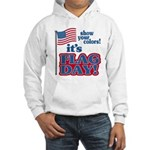 Flag Day Hooded Sweatshirt