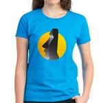 Easter Island Statue Women's Dark T-Shirt