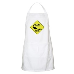 Talking Ducks Crossing Apron
