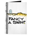 Fancy a Swim? Journal