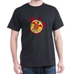 Turtle Within Turtle Dark T-Shirt