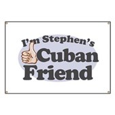 You might not be his kind, but that shouldn't stop you from being Stephen Colbert's friend. If you're Cuban and a member of the Colbert Nation, you need this! I'm Stephen's Cuban Friend!