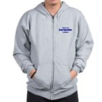 this is my bartender costume Zip Hoodie