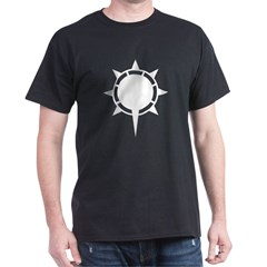 Dark T-Shirt Morning Sun from the Metal From Finland Shop