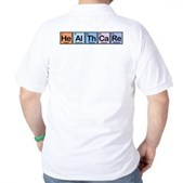 Elements of Healthcare Golf Shirt