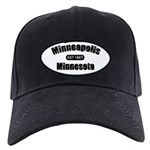 Minneapolis Established 1867 Black Cap