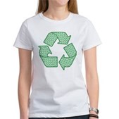 Path to Recycling Women's T-Shirt