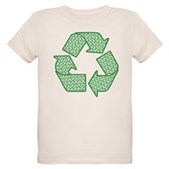 Path to Recycling Organic Kids T-Shirt