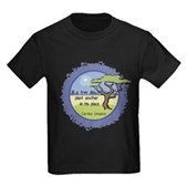 Linnaeus Quote Kids Dark T-Shirt
