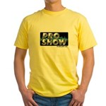 ProShow Logo Yellow T-Shirt