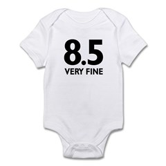 8.5 Very Fine Infant Bodysuit