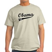 Obama 2012 Swish Light T-Shirt