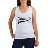 Obama 2012 Swish Women's Tank Top