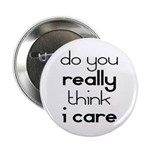 i Don't Care Button
