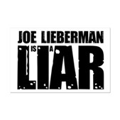 Find more anti-Lieberman swag at Leftique.com.