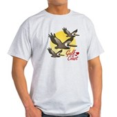 Gulf Coast Pelicans Light T-Shirt