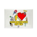 I Heart Schoolhouse Rock! Rectangle Magnet (100 pack)