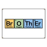 Brother Made of Elements Banner