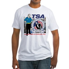 TSA Fitted T-Shirt