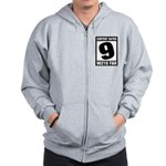 Content Rated 9: 90210 Fan Zip Hoodie