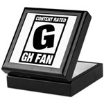 Content Rated G: General Hospital Fan Keepsake Box