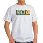CSI Made of Elements Light T-Shirt