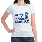 We Are All Winners Jr. Ringer T-Shirt