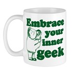 Embrace Your Inner Geek Mug