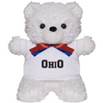 OhiO Boobies Teddy Bear