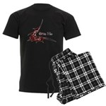 Bite Me Men's Dark Pajamas