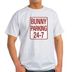 Bunny Parking Light T-Shirt