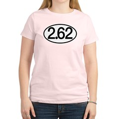 2.62 Women's Light T-Shirt