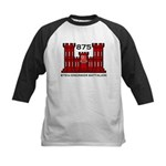 875th Engineer Battalion - Army Kids Baseball Jers