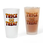Trick or Treat Pint Glass
