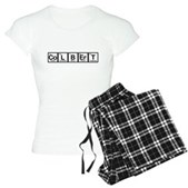 Elements of Truthiness BW Women's Light Pajamas