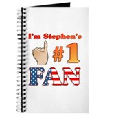 I'm Stephen's #1 Fan Journal