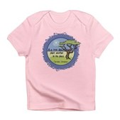 Linnaeus Quote Infant T-Shirt