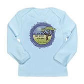 Linnaeus Quote Long Sleeve Infant T-Shirt