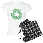 Path to Recycling Women's Light Pajamas
