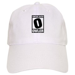 Content Rated Owler Cap