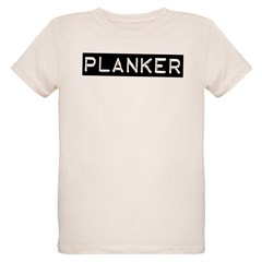 Planker Label Organic Kids T-Shirt
