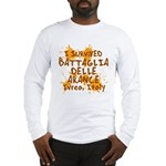 Ivrea Battle Of The Oranges Souvenirs Gifts Tees Long Sleeve T-Shirt