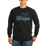 Seattle Grace Intern Long Sleeve Dark T-Shirt