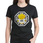 Lost Chick - Dharma Initiative Women's Dark T-Shirt